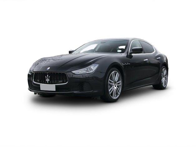 Maserati Ghibli Saloon Hybrid 4dr Auto
