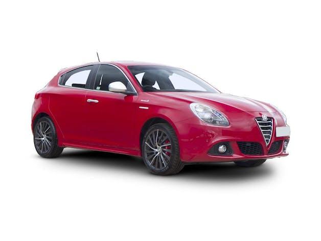 Alfa Romeo Giulietta Diesel Hatchback 1.6 Jtdm-2 120 5dr Tct