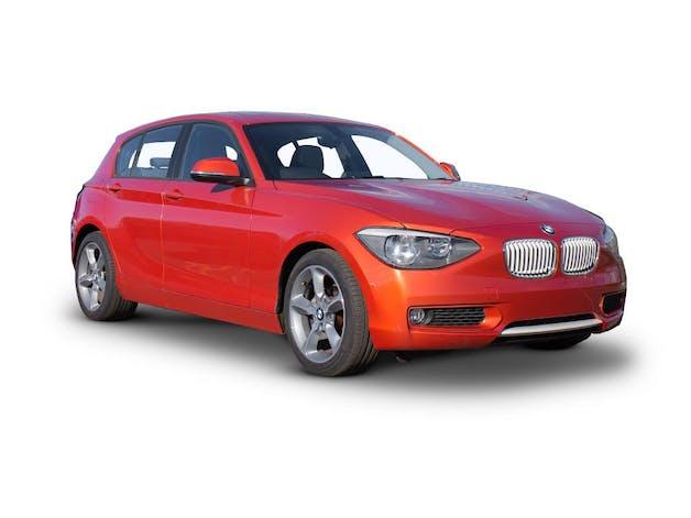 BMW 1 Series Hatchback 118i [1.5] 5dr [nav/servotronic] Step Auto