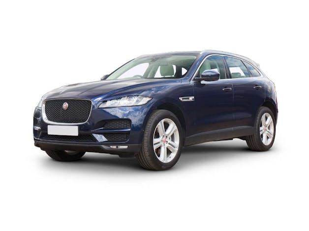 Jaguar F-pace Estate 2.0 [300] 5dr Auto Awd