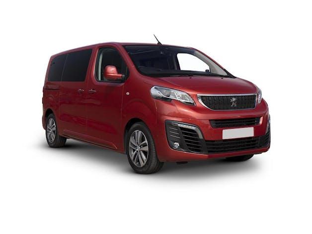 Peugeot Traveller Diesel Estate 2.0 BlueHDi 180 Long [8 Seat] 5dr EAT8