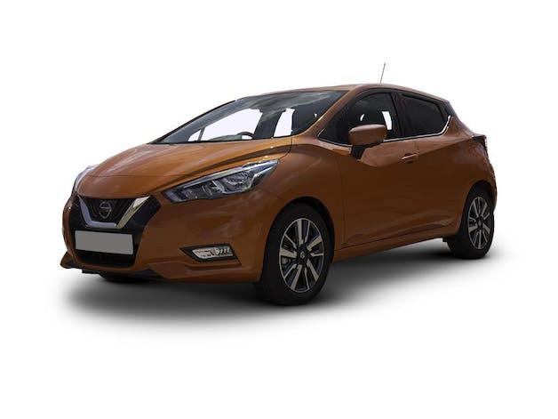 Nissan Micra Hatchback Special Edition 1.0 Ig-t 100 5dr Cvt
