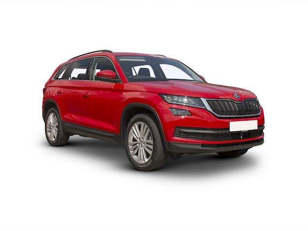 Skoda Kodiaq Diesel Estate 2.0 Tdi 190 Laurin + Klement 4x4 5dr Dsg [7 Seat]