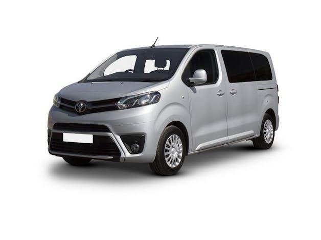 Toyota Proace Verso Diesel Estate 2.0d Medium 5dr