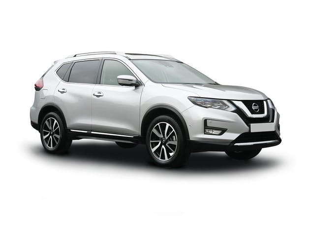 Nissan X-trail Station Wagon 1.3 Dig-t 5dr [7 Seat] Dct