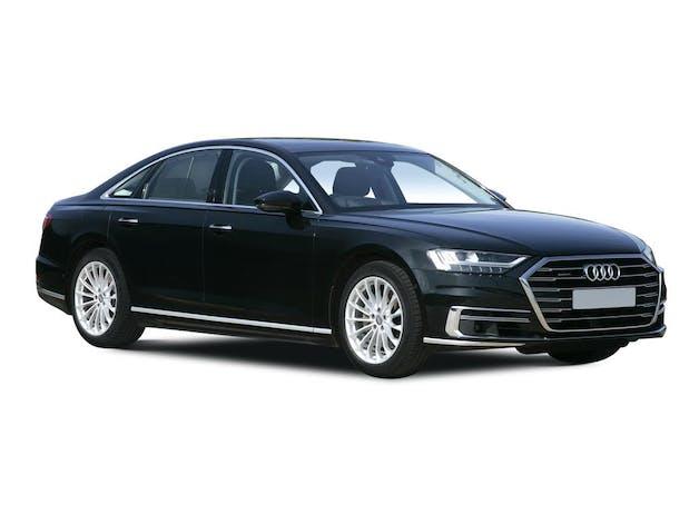 Audi A8 Saloon L 60 Tfsi E Quattro 4dr Tiptronic
