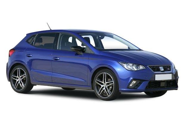Seat Ibiza Diesel Hatchback 1.6 Tdi 95 [ez] 5dr