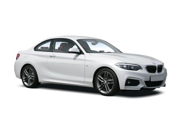 BMW 2 Series Coupe 218i [2.0] 2dr [nav]