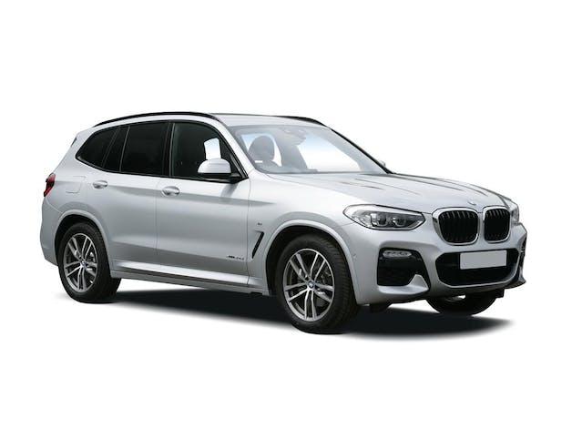 BMW X3 Diesel Estate Xdrive20d Mht 5dr Step Auto