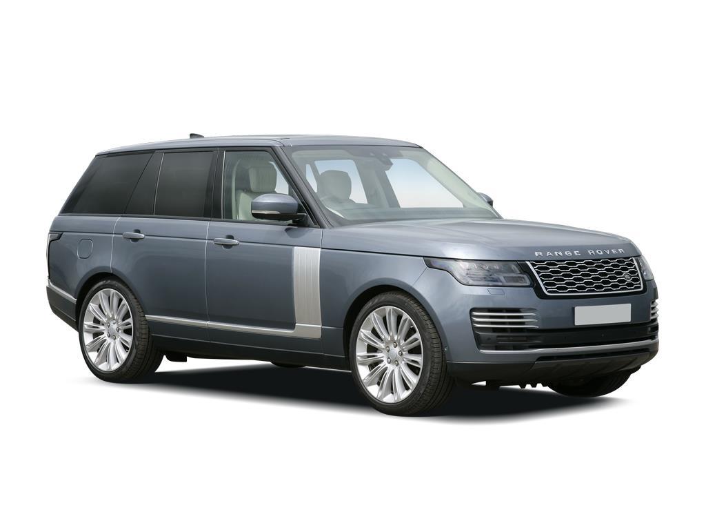 Land Rover Range Rover Estate 2.0 P400e Vogue 4dr Auto
