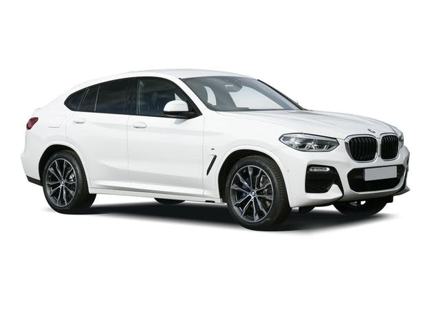 BMW X4 Diesel Estate Xdrive30d 5dr Step Auto [tech/plus Pack]