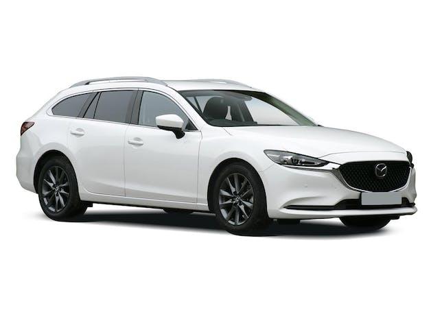 Mazda Mazda6 Tourer 2.5 Gt Sport Nav+ 5dr Auto