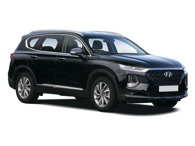 Hyundai Santa Fe Diesel Estate 2.2 Crdi 5dr 4wd