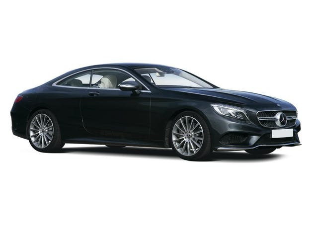 Mercedes-Benz S Class Coupe Special Edition S560 2dr Auto