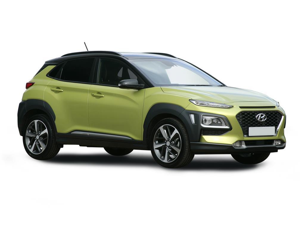 Hyundai Kona Diesel Hatchback 1.6 Crdi Se 5dr