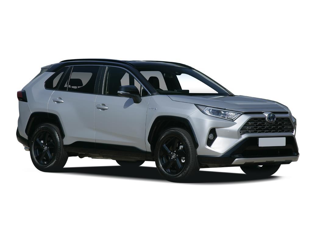 Toyota Rav4 Estate 2.5 Vvt-i Hybrid Icon 5dr Cvt 2wd