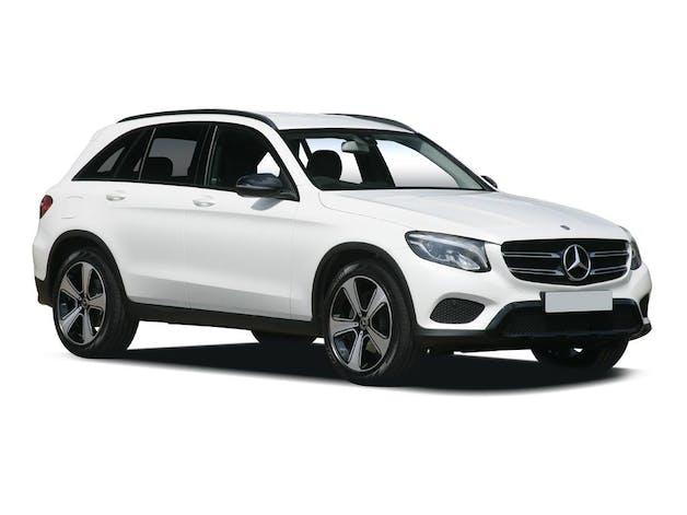 Mercedes-Benz Glc Estate Glc 300e 4matic Amg Line Prem Plus 5dr 9g-tronic