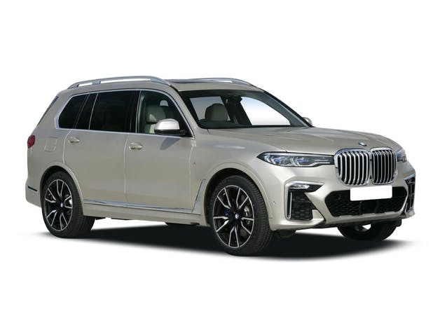 BMW X7 Diesel Estate Xdrive 5dr Step Auto [6 Seat] [ultimate Pack]