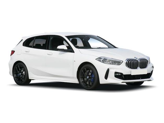 BMW 1 Series Hatchback 118i [136] 5dr Step Auto [live Cockpit Pro]