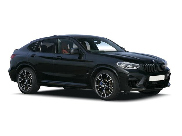 BMW X4 M Estate Xdrive X4 Competition 5dr Step Auto [ultimate]