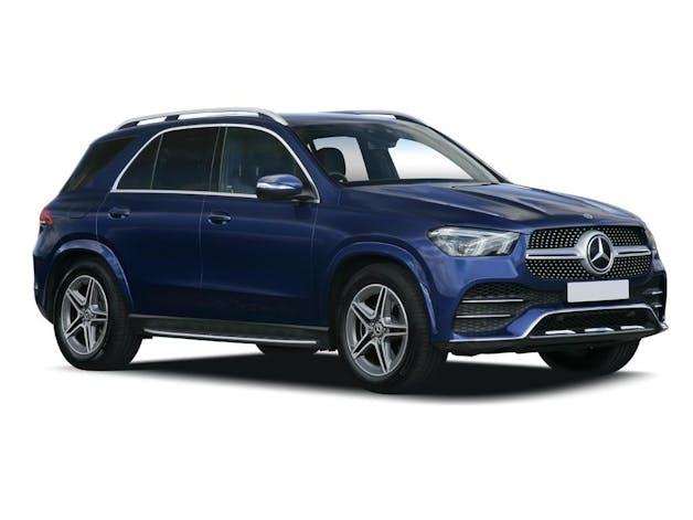 Mercedes-Benz Gle Diesel Estate GLE 350de 4Matic Premium 5dr 9G-Tronic