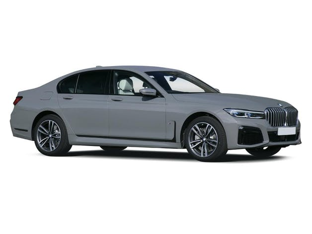 BMW 7 Series Saloon M760li Xdrive 4dr Auto