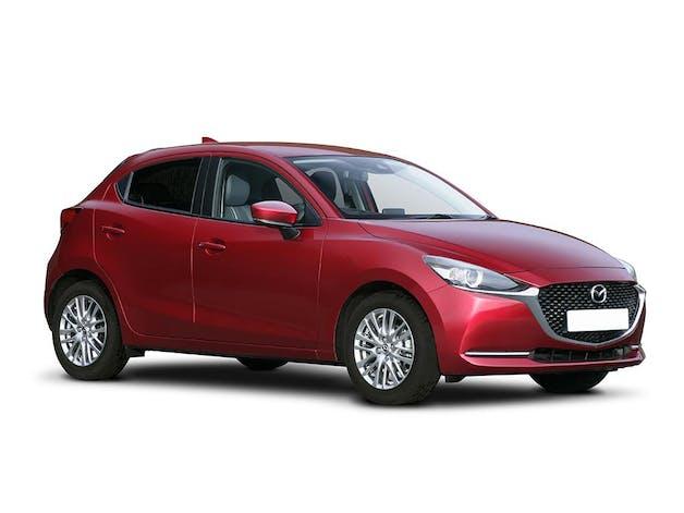 Mazda Mazda2 Hatchback 1.5 Skyactiv-g 5dr