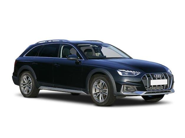 Audi A4 Diesel Allroad Estate 40 Tdi 204 Quattro 5dr S Tronic