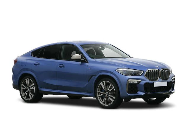 BMW X6 M Estate Special Editions Xdrive X6 M Competition First Ed 5dr Step Auto