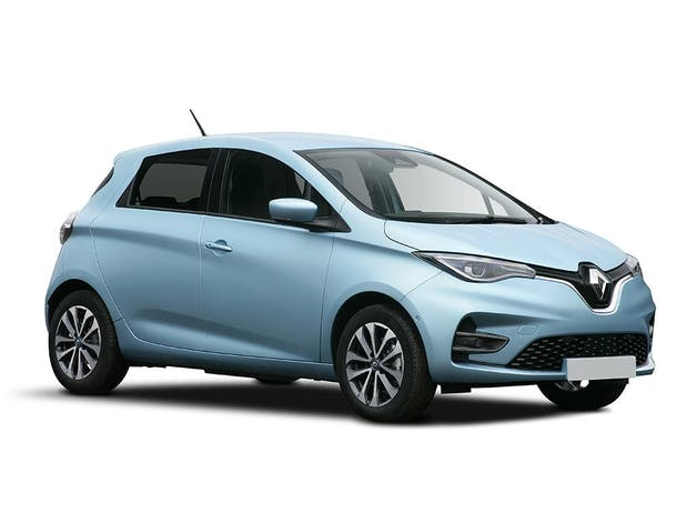 Renault Zoe Hatchback 100kw R135 50kwh Rapid Charge 5dr Auto