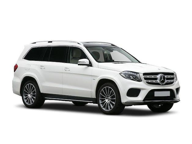 Mercedes-Benz Gls Diesel Estate GLS 400d 4Matic Premium + 5dr 9G-Tronic