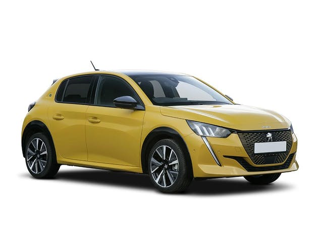 Peugeot E-208 Electric Hatchback 100kW 50kWh 5dr Auto