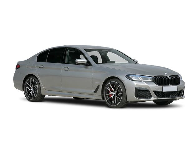 BMW 5 Series Saloon Special Editions 530d Xdrive Mht 4dr Auto
