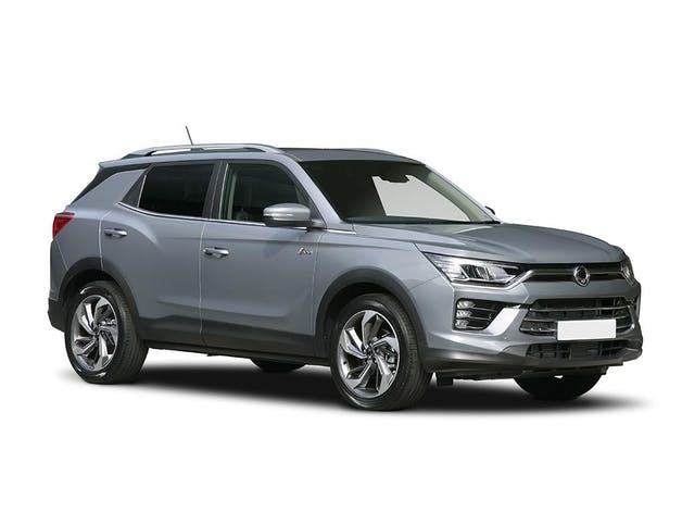 Ssangyong Korando Diesel Estate 1.6 D 5dr Auto