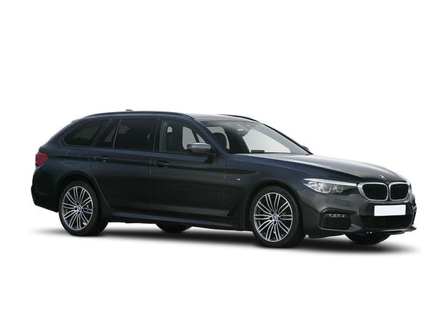 BMW 5 Series Touring Special Editions 520i Mht 5dr Step Auto