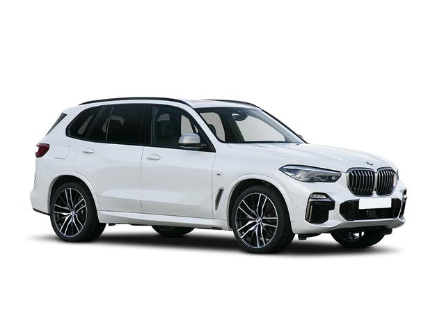 BMW X5 M Estate Special Editions Xdrive X5 M Competition First Ed 5dr Step Auto