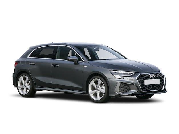 Audi A3 Sportback 35 Tfsi 5dr S Tronic [comfort+sound]