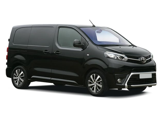 Toyota Proace Long Diesel
